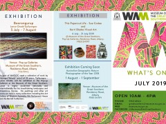 What's On July 2019 - Museum of the Great Southern